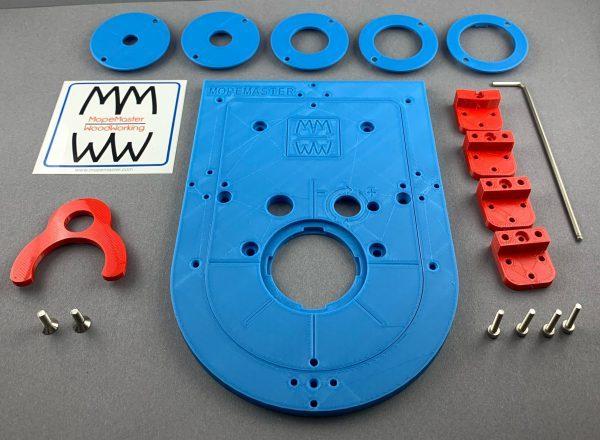 Bosch GKF Frästischset blau