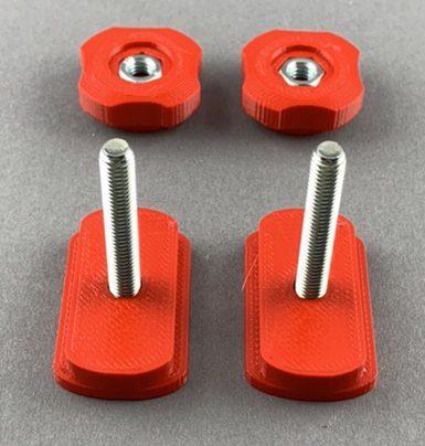Set Nutensteine für die Kreissäge Bosch GTS 635-216