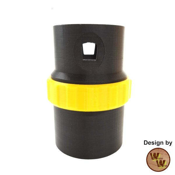 C35KCH01 Adapter für alle Kärcher Nass-Trockensauger der WD-Serie, mit integrierter Nebenluftregelung