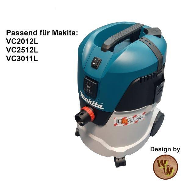 C35 Absaug-Adapter für Makita GTS10XC und DN50 HT-Rohr C35NTSDN50NL