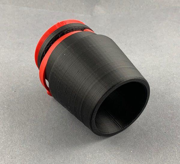 C35 Universaladapter für 35mm Saugrohre